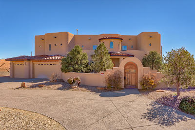 Albuquerque Single Family Home For Sale: 6336 Everitt Road NW