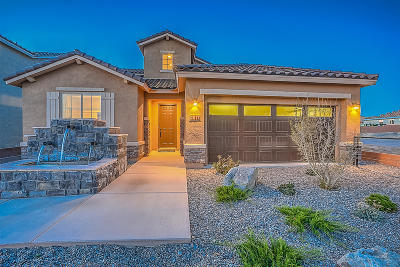 Sandoval County Single Family Home For Sale: 2817 Walsh Loop