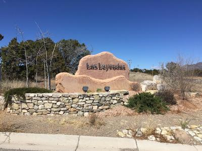 Tijeras Residential Lots & Land For Sale: 34 Punch Court