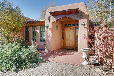 Los Ranchos Single Family Home For Sale: 609 Roehl Road