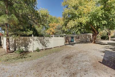 Sandoval County Single Family Home For Sale: 176 Angus Road