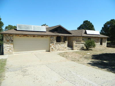 Bernalillo County Single Family Home For Sale: 29 Venado Road