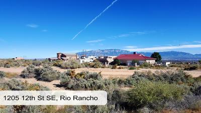 Rio Rancho NM Residential Lots & Land For Sale: $20,000