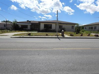 Valencia County Single Family Home For Sale: 1009 Camino Del Llano