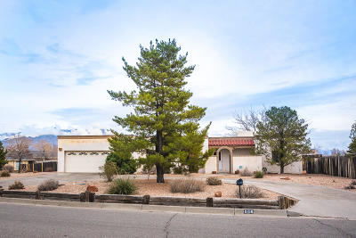 Rio Rancho Single Family Home For Sale: 608 La Casa De Prasa Drive SE