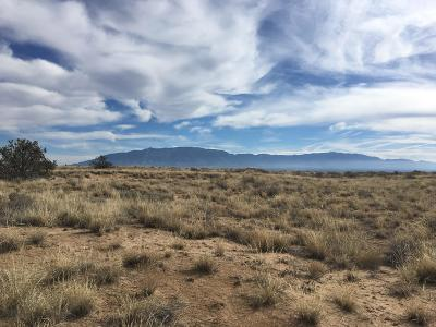Albuquerque Residential Lots & Land For Sale: Margarita Lt 20 Blk 2 Unit 17 Drive NW