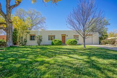 Single Family Home For Sale: 615 Vassar Drive NE