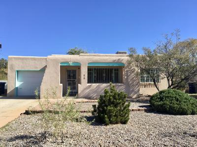 Albuquerque Single Family Home For Sale: 510 Charleston Street NE
