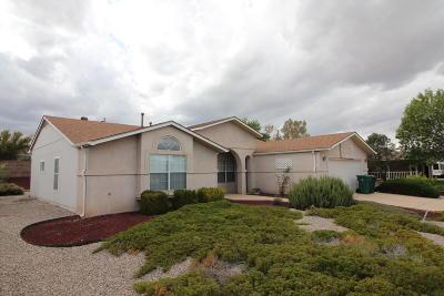 Albuquerque, Rio Rancho Single Family Home For Sale: 2575 Shavano Peak Drive NE