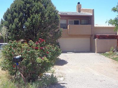 Bernalillo County Attached For Sale: 760 Tramway Lane NE #3