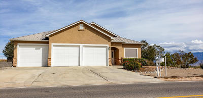 Rio Rancho Single Family Home For Sale: 2717 Chessman Drive NE