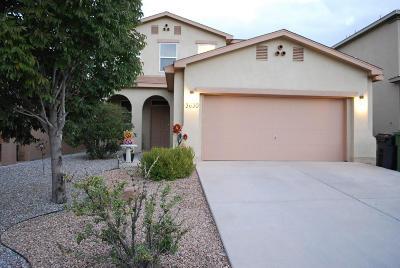 Albuquerque, Rio Rancho Single Family Home For Sale: 3630 Buckskin Loop NE