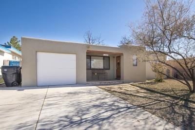 Albuquerque Single Family Home For Sale: 1330 Richmond Drive