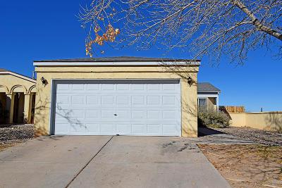 Albuquerque, Rio Rancho Single Family Home For Sale: 1944 Strawberry Drive NE