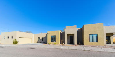 Albuquerque Single Family Home For Sale: 2220 Rio Grande Boulevard NW