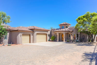 Sandoval County Single Family Home For Sale: 1732 Shoshone Trail NE