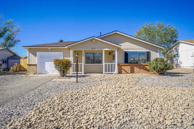 Rio Rancho Single Family Home For Sale: 673 Sunflower Drive SW