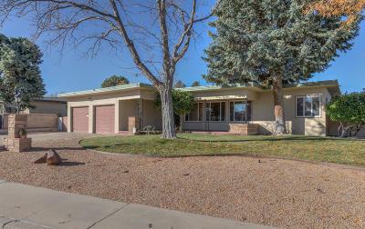 Albuquerque Single Family Home For Sale: 1421 Stanford Drive NE