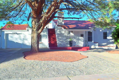Single Family Home For Sale: 4033 Smith Avenue SE