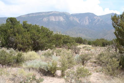 Placitas Residential Lots & Land For Sale: Apache Mesa Road