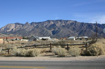 Albuquerque Residential Lots & Land For Sale: 9551 Glendale Avenue NE