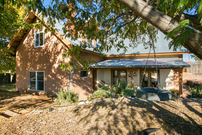 Sandoval County Single Family Home For Sale: 1304 Highway 313
