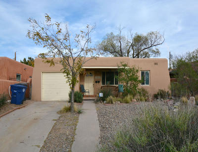Single Family Home For Sale: 1306 Dartmouth Drive NE