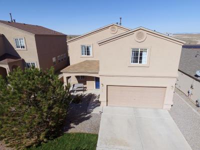 Rio Rancho Single Family Home For Sale: 1959 Chicoma Road NE