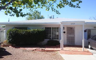 Single Family Home For Sale: 2725 Kentucky Street NE