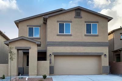 Albuquerque NM Single Family Home For Sale: $271,675