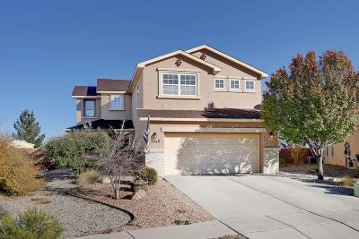 Rio Rancho Single Family Home For Sale: 3848 Buckskin Loop NE