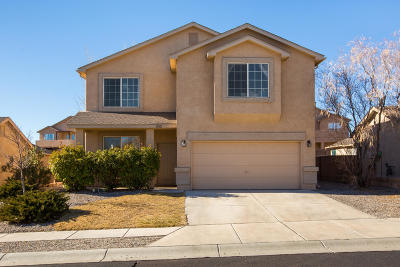 Albuquerque Single Family Home For Sale: 10012 Sun Chaser Trail SW