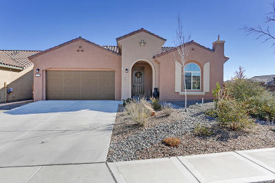 Albuquerque Single Family Home For Sale: 2100 Coyote Creek Trail