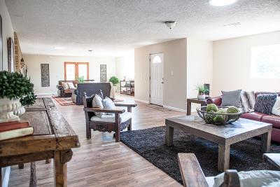 Bernalillo Single Family Home For Sale: 218 Calle Barrio Nuevo
