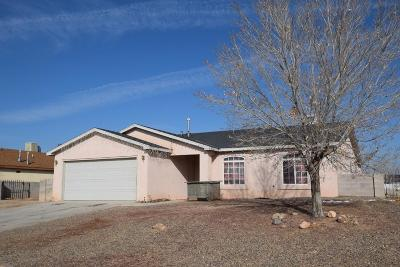 Valencia County Multi Family Home For Sale: 5 Alamosa + 5 Other Homes Loop