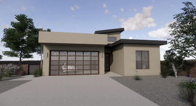 Single Family Home For Sale: 1003 C De Baca Lane