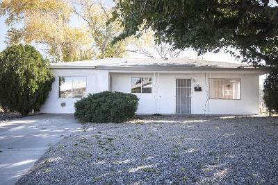 Bernalillo County Single Family Home For Sale: 336 General Marshall Street NE