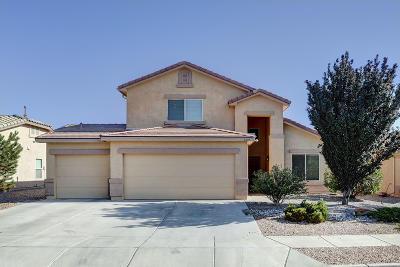 Albuquerque NM Single Family Home For Sale: $235,000