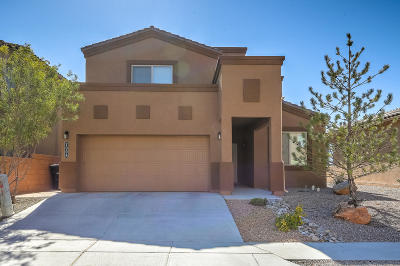 Albuquerque NM Single Family Home For Sale: $260,000