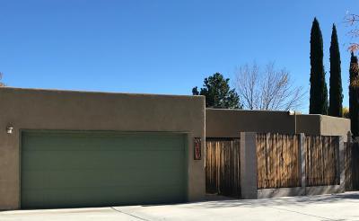 Albuquerque NM Multi Family Home For Sale: $367,500