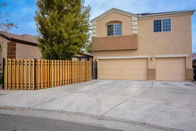 Albuquerque NM Single Family Home For Sale: $279,000