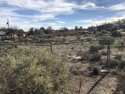 Albuquerque Residential Lots & Land For Sale: Powers Way SW