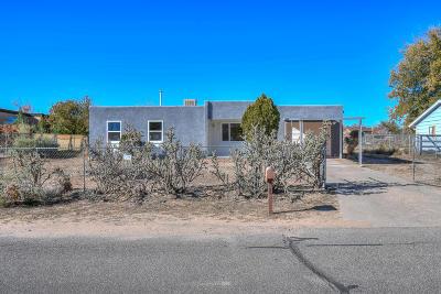 Rio Rancho NM Single Family Home For Sale: $169,900