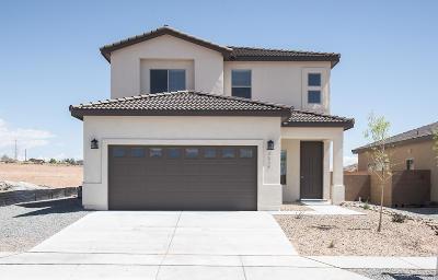 Rio Rancho Single Family Home For Sale: 4034 Mountain Trail Loop NE