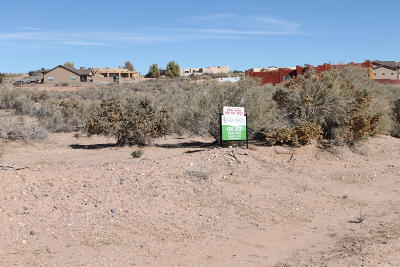 Rio Rancho Residential Lots & Land For Sale: Situs Address Road NE