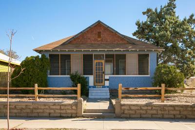 Albuquerque Single Family Home For Sale: 628 Walter Street SE