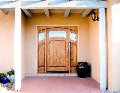 Corrales Single Family Home For Sale: 944 Camino De La Tierra