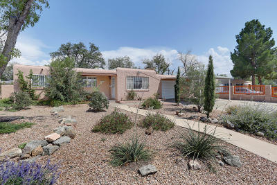 Albuquerque NM Single Family Home For Sale: $159,000