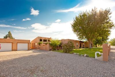 Albuquerque Single Family Home For Sale: 105 Calle Del Fuego NE