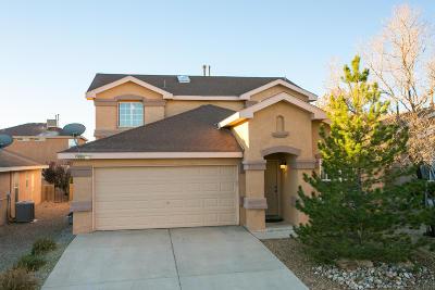 Albuquerque NM Single Family Home For Sale: $226,000